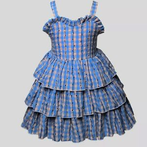 NWT Vintage style little girls dress